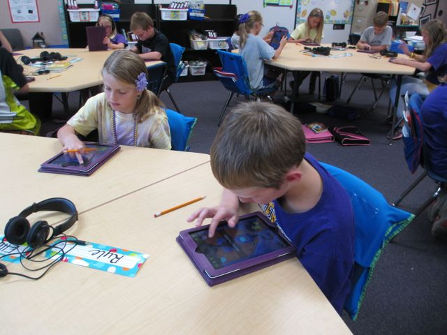 Classroom Ipad Ideas : Ipads